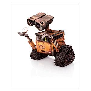 Wall-E. Размер: 40 х 50 см